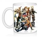 Комп. игры-Final Fantasy