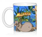 Шаблон Мадагаскар