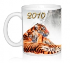 Шаблон Тигры