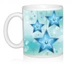 Шаблон 2012 Новогодние звезды