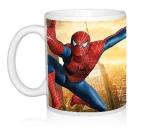 Шаблон Spiderman