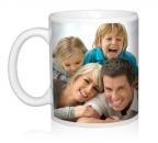 Печать на чашке вашей фотографии